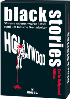 black stories Tod in Hollywood