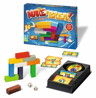 Ravensburger 26750 Make n Break Neuauflage