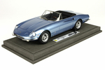 Ferrari 365 California Light metal blue 1:18 - BBR1814C BBR