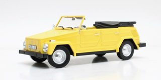VW 181 yellow 1:18 - CML026-1 Cult Scale Models