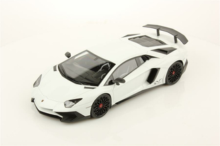 Lamborghini Aventador LP 750-4 Superveloce Bianco Isis 1:18 - LAMBO019F MR Collection
