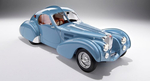 Bugatti 57S Atlantic 1936 sn57473 Current Car Grey 1:18 -...