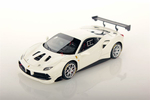 Ferrari 488 Challenge Bianco Avus 100 without Livery 1:43...