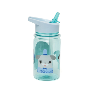 Petit Monkey Trinkflasche Peanut & Co - mint