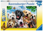 Ravensburger 13228 Puzzle Delighted Dogs 300 Teile XXL