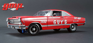 Ford Fairlane 427R Lightweight Ed Skeltons TUFF e NUFF 1967 rot 1:18 - 18846 GMP
