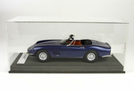 Ferrari 275 GTS/4 Spider blue with display case 1:18 -...