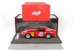 Ferrari 250 GTO Targa Florio 1963 with display case 1:18...