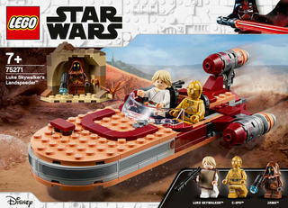 LEGO® Star Wars 75271 Luke Skywalkers Landspeeder