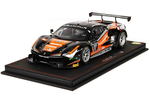 Ferrari 458 GT3 Kessel Racing with display case 1:18 -...