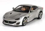 Ferrari Portofino Closed Roof Matt Aluminium 1:43 -...