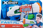 ZURU X Water blast Shot Fast-Fill 700 ml