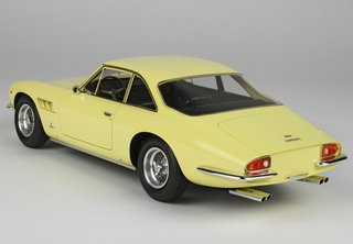 Ferrari 500 Superfast Serie 2 1965 Sn 6041 SF yellow 1:18 - BBR1841E BBR