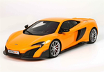 Mclaren 675LT orange 1:18 - BBRC1814B BBR