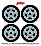 Plymouth Doms Charger Road Runner Wheel & Tire set of 4...