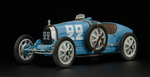 Bugatti T35 Nation Color Project Frankreich 1:18 - M-100...