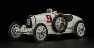 Bugatti T35 Nation Color Project Germany 1:18 - M-100 B-005 CMC