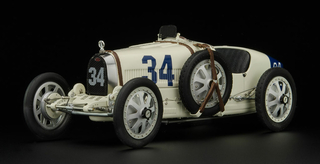 Bugatti T35 Nation Color Project USA 1:18 - M-100 B-006 CMC