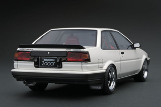 Toyota Sprinter Trueno (AE86) 2-Türer GTV weiß 1:18 - IG0549 Ignition Models