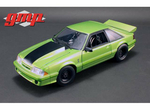 Ford Mustang Cobra King Snake 1320 Drag Kings nitro green...