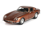 Ferrari 275 GTB4 S.N. 9783 Metal Nut Brown 1:43 - CAR46A BBR