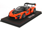 McLaren Senna Orange 1:18 - P18149B BBR